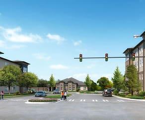Avion Point, Metrolina Regional Scholars Academy, Charlotte, NC