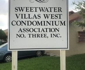 Community Signage, 33 SW 113th Ave Apt 106