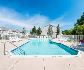 Pool, Arbor Club Apartments