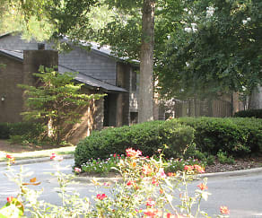 Yester Oaks, Natchez Trace, Greensboro, NC