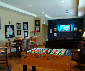 Clubhouse, Corvias at Fort Bragg