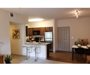 Kitchen, Waller Creekside on 51st