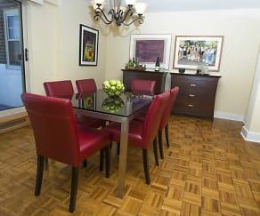 Dining Room, Conwyn Arms