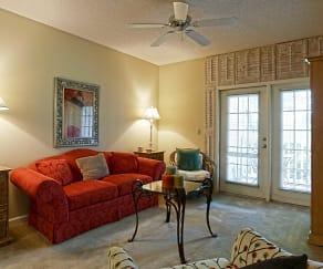 Living Room, Enclave at Wolfchase