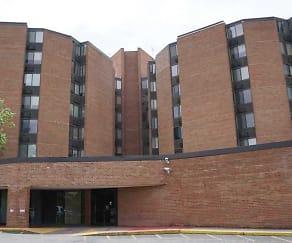 Building, Memphis Towers