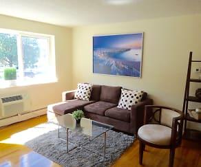 Living Room, Boardman Condominiums