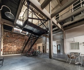Recreation Area, Bread Factory Lofts