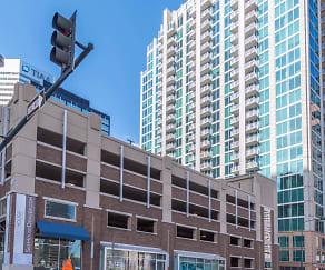 Building, SkyHouse Denver