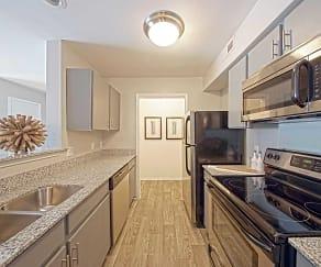 Kitchen, Mountain Brook Apartments