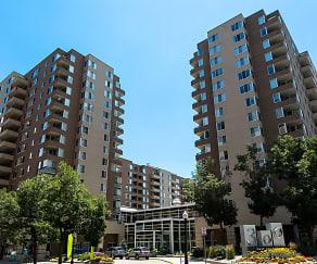 Building, 300 East Seventeenth
