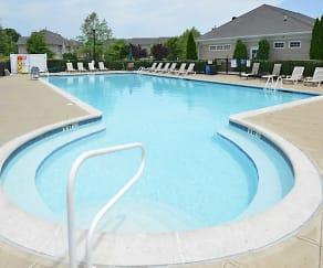 Pool, Green Hill Luxury Rentals