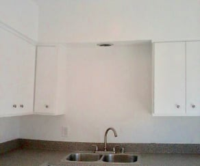 Kitchen, Emerald Garden Apartments