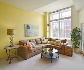 Living Room, Clocktower Place