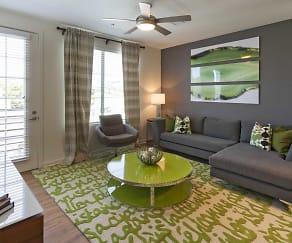 Living Room, Capstone at Vallagio