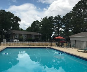 Pool, Summer Waters