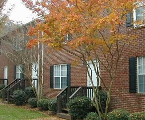 Building, St. Andrews Townhomes