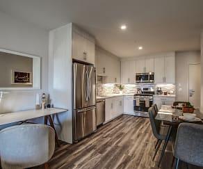 Kitchen, nVe at Fairfax