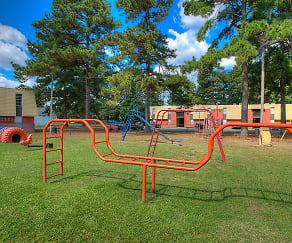 Playground, Sunset Village Apartments