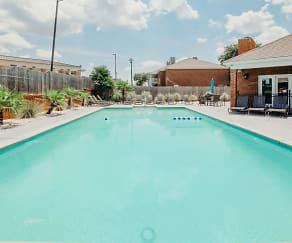 Pool, Halcyon Park Apartments