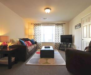 Living Room, Mustang Village