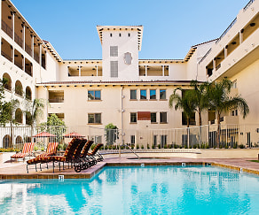Pool, The Montecito