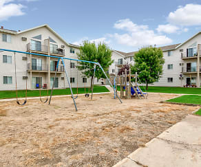 Playground, Wheatland Place Apartments & Townhomes