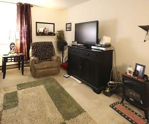 Living Room, White Oak Square