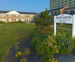 Community Signage, Marine Gardens
