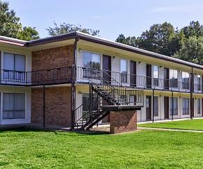 Building, Cherry Creek Apartments