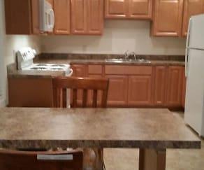 Kitchen, 66 E King St Apt 1