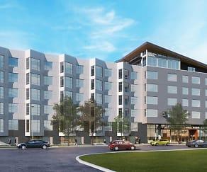 Building, Modera Redmond