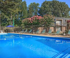 Pool, Patrician Terrace