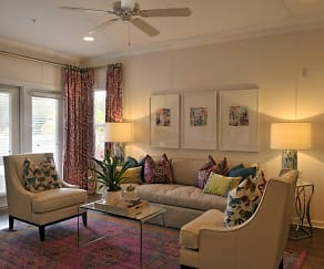Living Room, Swallowtail Flats at Old Town