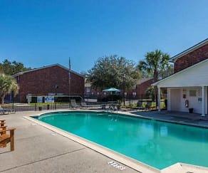 Pool, Palm Pointe