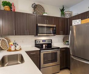 Kitchen, 2222 Smith