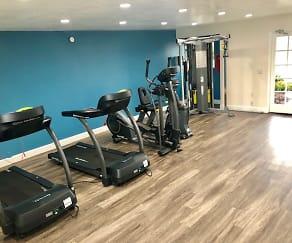 Fitness Weight Room, Shadowridge Heights