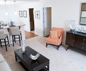Living Room, Redwood Wolverine Lake