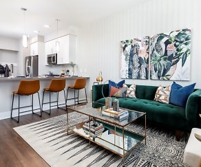 Living Room, Broadstone Lowry