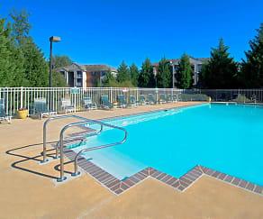 Pool, Crestview Apartments