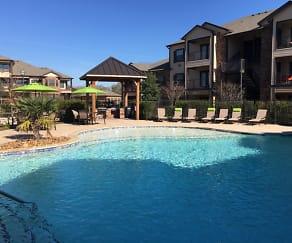 Pool, Hudson Trails Apartment Homes