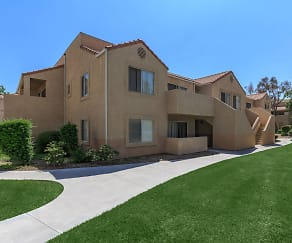 Building, Sand Canyon Villas & Townhomes