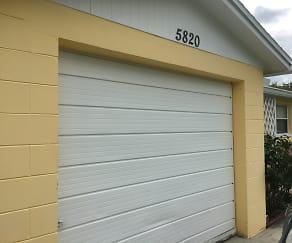 Community Signage, 5820 91st Ave N