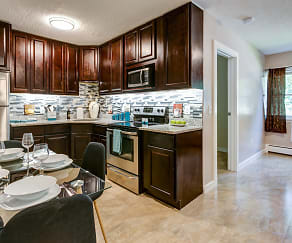 Kitchen, Huntington Place