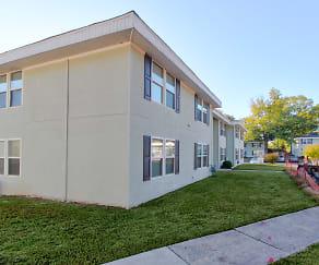 Building, Woodlea Oaks