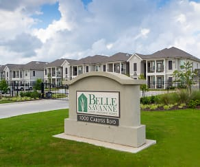 Belle Savanne Luxury Apartments, W W Lewis Middle School, Sulphur, LA
