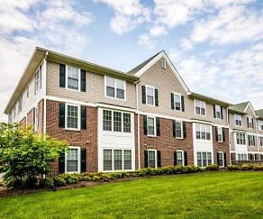 Building, Carter Woods Senior Living 62+