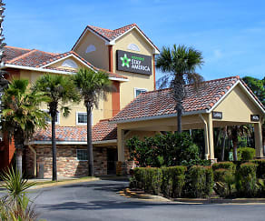 Community Signage, Furnished Studio - Destin - US 98 - Emerald Coast Pkwy.