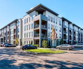 Building, Echelon Luxury Apartments