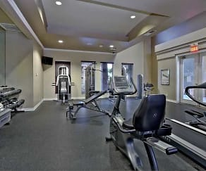 Fitness Weight Room, San Croix