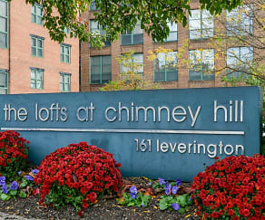 Community Signage, The Lofts At Chimney Hill